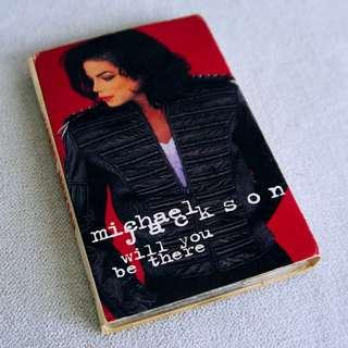 MICHAEL JACKSON Will You Be There RARE Cassette Single