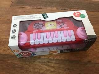 Cartoon Tiger Music Toy