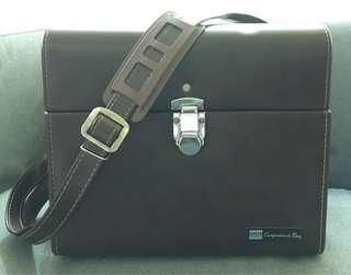 Hakuba vintage compartment bag