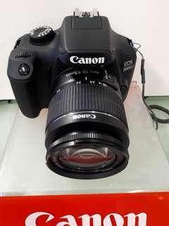 Kamera Canon Eos 3000d DSLR Promo (Kredit Murah)