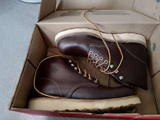 red wing 8134 us 6全新