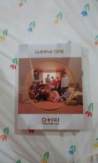 Wanna One I Promise You Day album