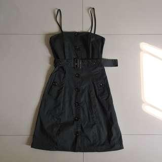 MDS Buttoned dress #Incpostage