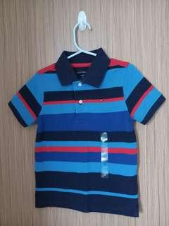 Tommy hilfiger kids polo tee size 4T