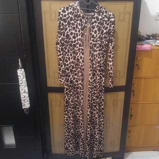 Long dress jumper