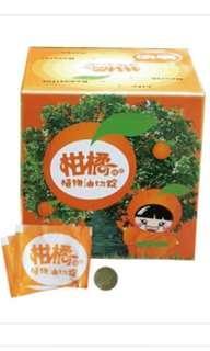 柑橘妹妹 油切
