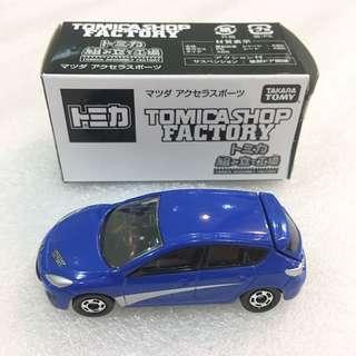 Tomica Shop Factory 組立工場 Mazda Axela sport