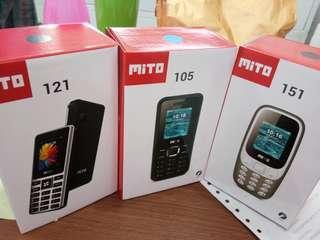 HP MITO Tipe 151 /105/121