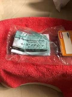 Optima mini z clear bodyshell ASC for buggy (sealed)