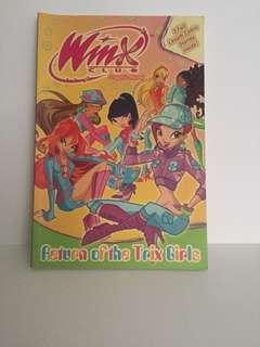 Winx club: return of the trix girls