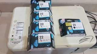 Beli tinta dapat Printer HP Deskjet F2276