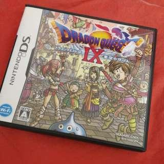 3DS Game - Dragon Quest I (Japanese)