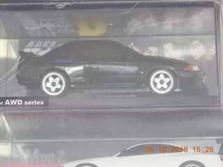 Kyosho mini z ASC initial D rx7 fc and gtr 32