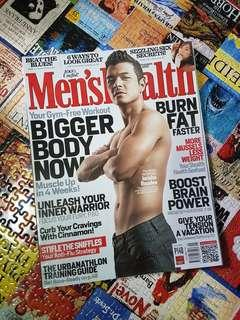 Jericho Rosales - Men's Health PH