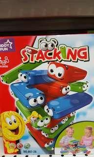 Stacking Game