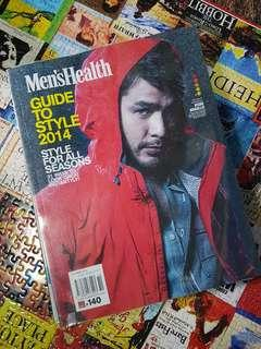 Sam Adjani / Atom Araullo - Men's Health PH