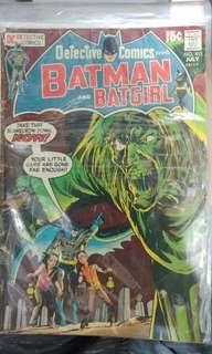Detective Comics Silver age DC comics
