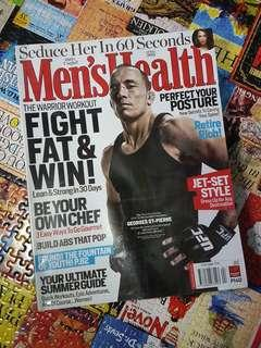 George St-Pierre - Men's Health PH