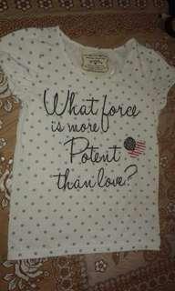 Pre-loved shirt