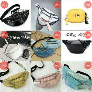 SALE! Fanny Pack Belt Bag