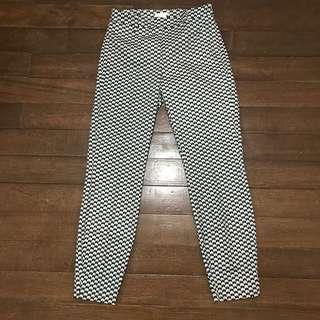 H&M slim fit ankle pants