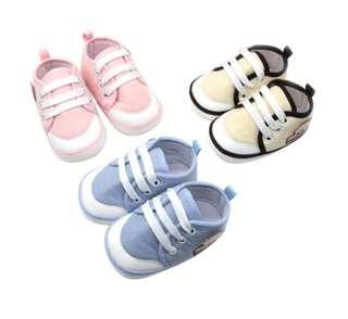 🌟PM for price🌟 🍀Baby Boy Girl Casual Soft Sole Anti Slip Shoes🍀