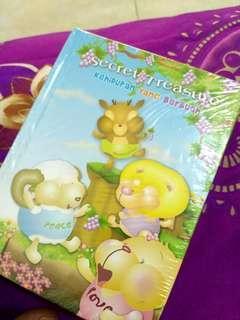 Bible edisi children  Secret Treasure