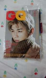 Wanna One Kang Daniel GQ Magazine
