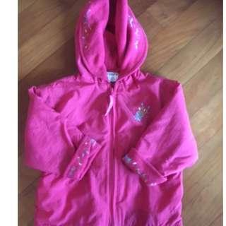 Fleece Jacket, size 2