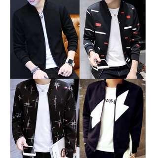 🔥Bomber Jackets Men Korean Fashion New In Stock🔥
