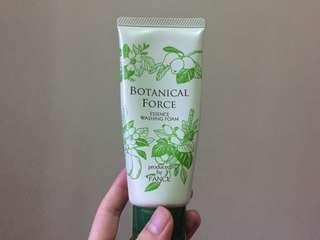 Fancl botanical force essence washing foam 草本洗面乳
