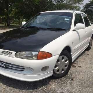wira sedan 1.5 manual 1999