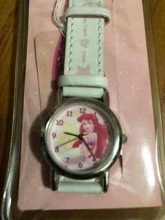 "BNIP! Official Disney Licensed ""Disney Princesses"" The Little Mermaid Ariel Watch"