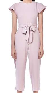 1f392fd8eb6 Editor s Market Cardy Dusty Pink Jumpsuit