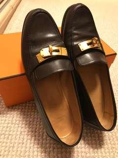 Clearance - Hermes vintage loafers