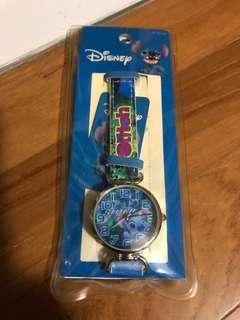 BNIP! Japan Purchased Official Disney Licensed Stitch Children Watch