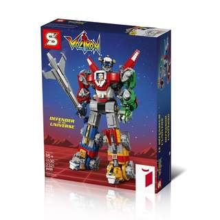 SY™ 1130 Voltron Defender of the Universe