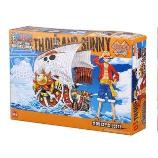 Thousand Sunny / Gold / 15th aniv