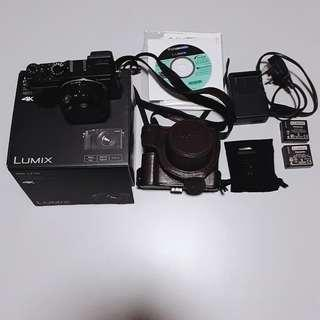panasonic lumix DMC - LX100
