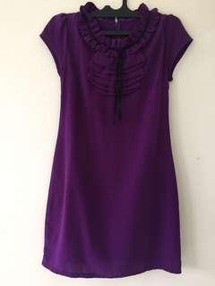 "Medium dress ""ungu"""