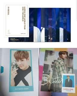 Wannaone Sungwoon Set