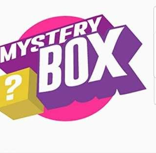 Mystery Park Lane Box