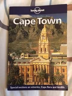 Lonely Planet : Cape Town (Special sections on wineries, Cape flora and bird life)