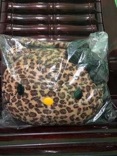 2way leopard bag
