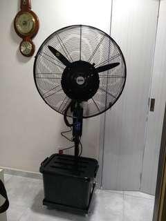 Mist fan