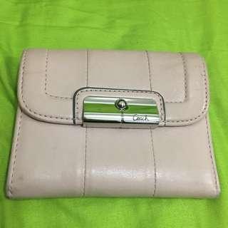 Coach Soft Pink Wallet