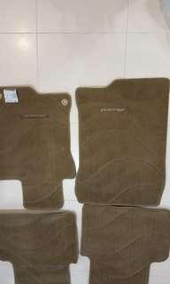 Honda Accord 2008 Car Mat