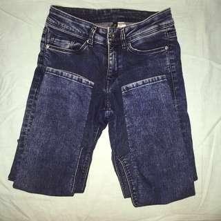 #H&M50 H&M Skinny Jeans