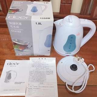 電熱水壺🍵
