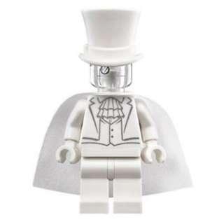 Lego The Batman Movie - Gentleman Ghost 70921 Minifigure new